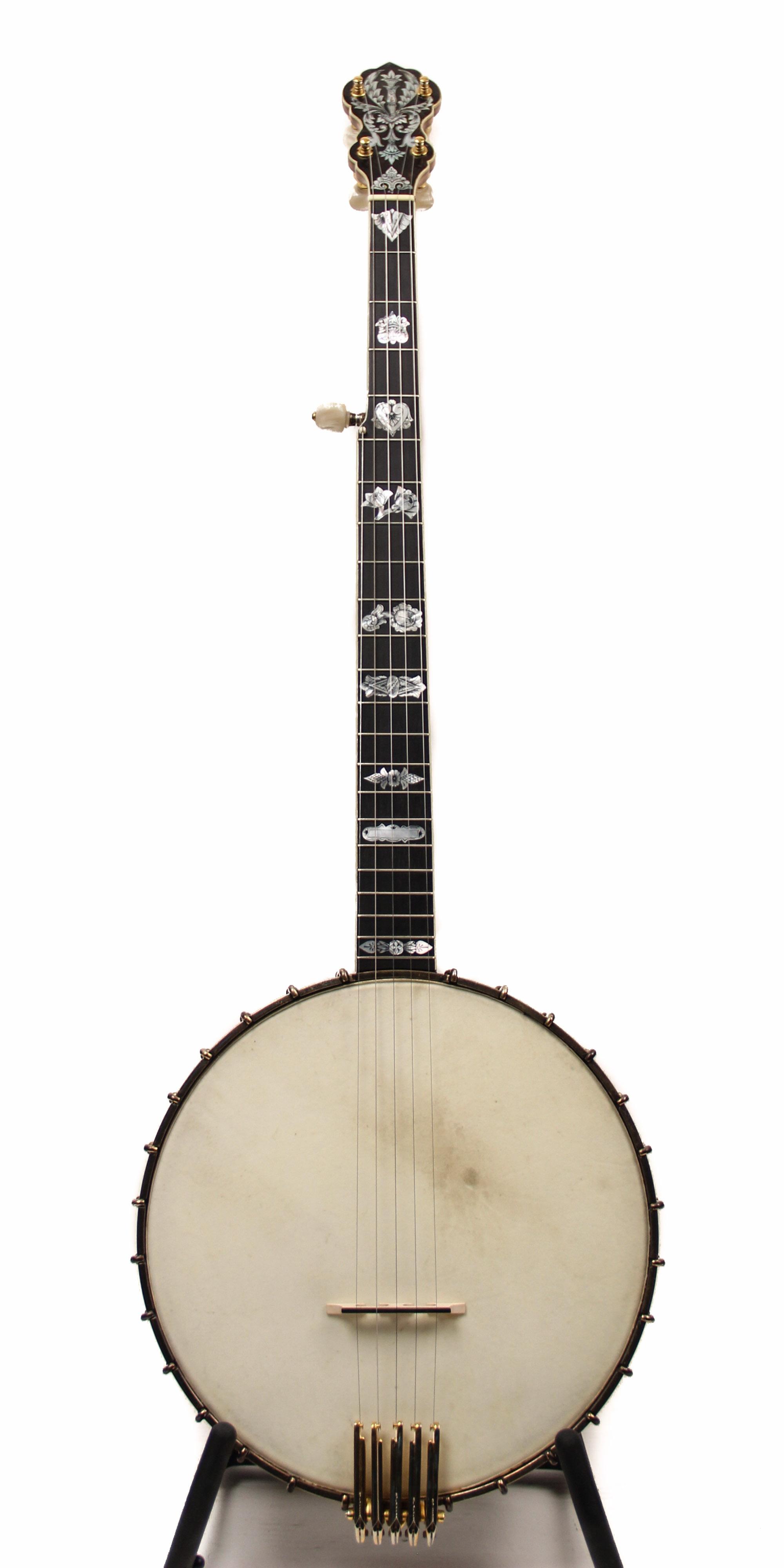 Dating Vega banjo